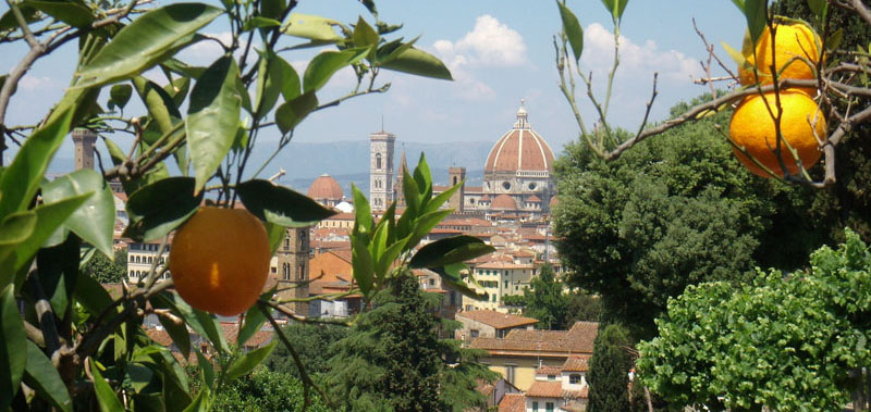 Springtime in Florence