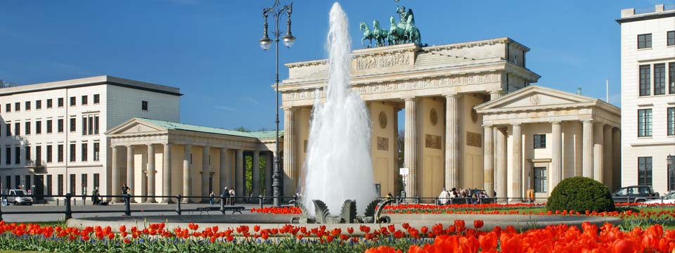 Berlin, Brandenburg Gate. Credit: Visit Berlin