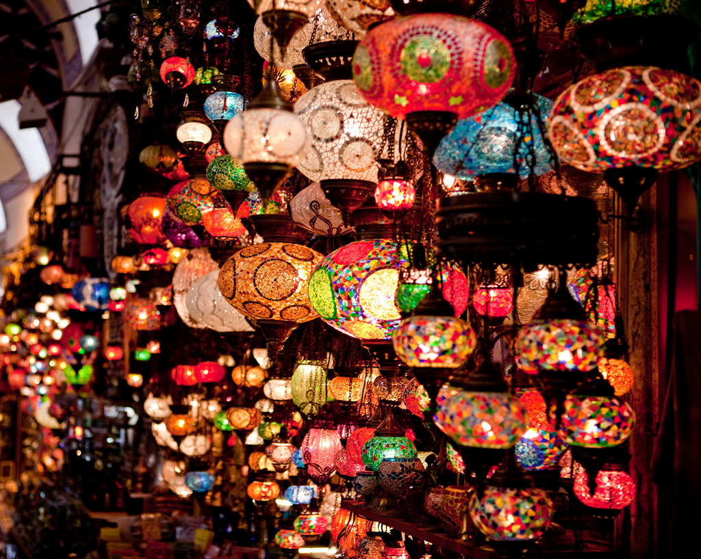 Grand Bazaar, Patrick (pdbreen Flickr)