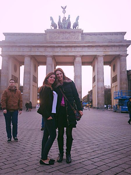 Berlin - Diane & Melissa