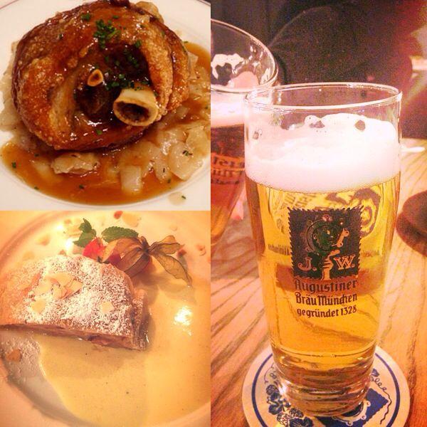 Berlin - Our food