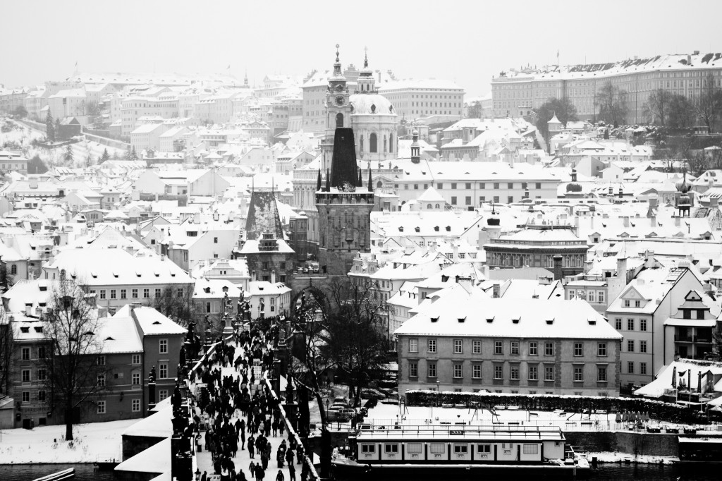 Jirka Matousek from Flickr, Prague in January