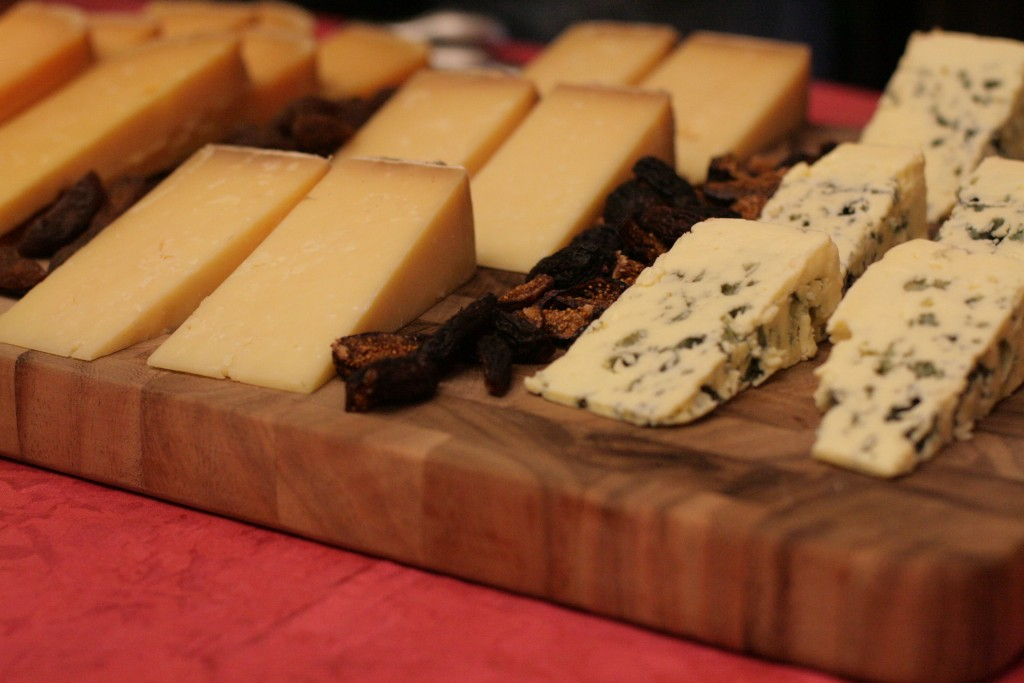 Cheese Board. Credit: Jules Morgan, Flickr