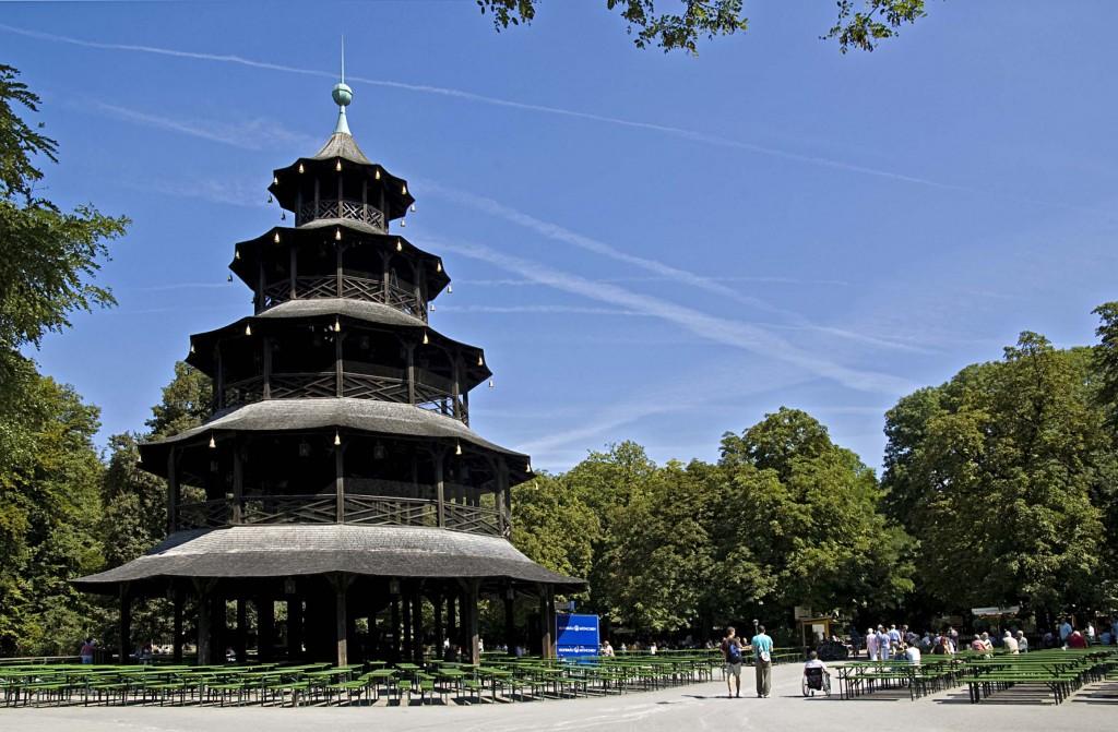 English Garden Munich