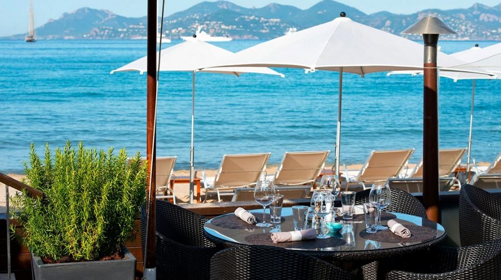Zplaga, Grand Hyatt Hotel Martinez, Cannes, France