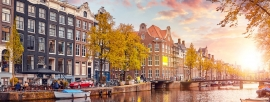 Photograph of Amsterdam