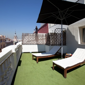 Hotel moderno hotels in madrid osprey holidays for Hotel moderno madrid booking