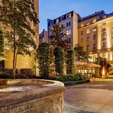 The Grand Mark Prague Hotels In Prague Osprey Holidays