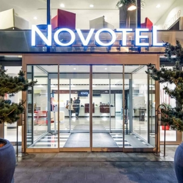 Novotel Luxembourg City Centre, Luxembourg