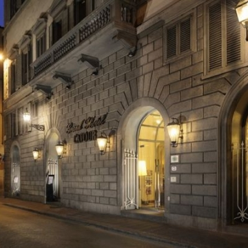 Grand hotel cavour hotels in florence osprey holidays for Grand hotel cavour