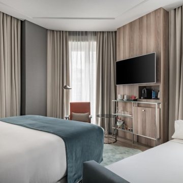 Premium Room XL, NH Collection Madrid Gran Via